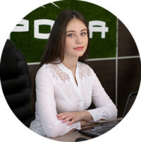 Менеджер по продажам: Татьяна Бережная